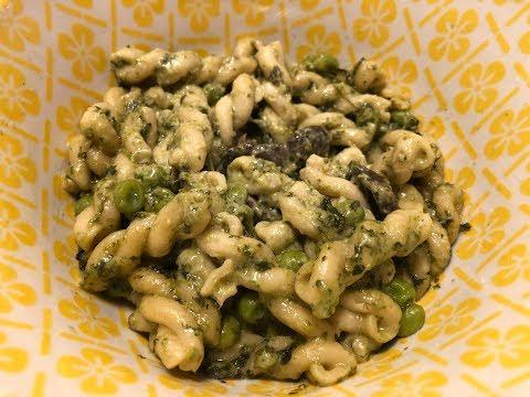 Instant Pot Green Goddess Pasta
