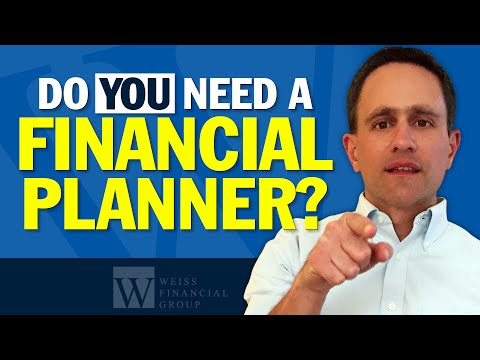 How to Know if You Need to Hire A Financial Planner to Help You