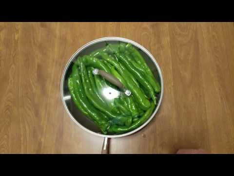 COOKING 3 POUNDS LONG HOT PEPPERS