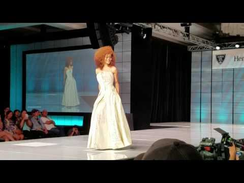 Maurader's Map Gown, Her Universe Fashion Show, SDCC 2016