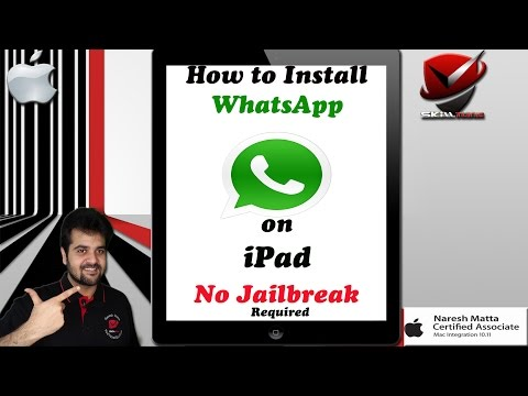 iPad WhatsApp | How to Install Whatsapp on iPad | No Jailbreak Required
