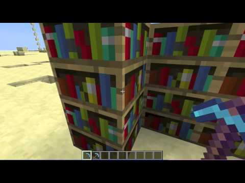 How to make the ultimate pickaxe in Minecraft Pc