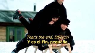 Run for your life - The Beatles (LYRICS/LETRA) [Original]