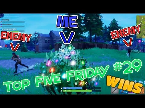 Top Five Friday #29 (WINS)
