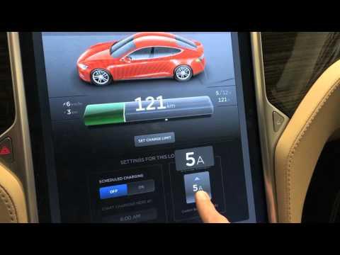 Minimum Amps - Tesla Charging