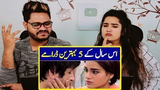 Indian Reaction On Top 5 Best Pakistani Dramas of 2019 ¦ You Should Not Miss