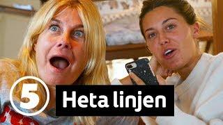 Wahlgrens värld | Bianca Ingrosso och Pernilla Wahlgren ringer heta linjen