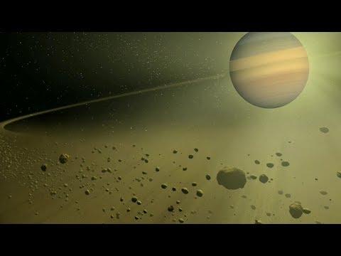Timeline of Saturn