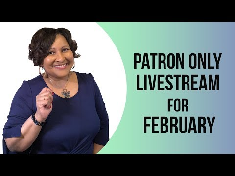 Live stream with Ileane Smith for February 2018