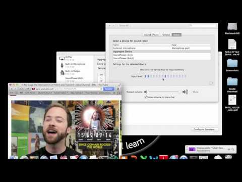 How to record screen + system audio + mic on Mac for FREE