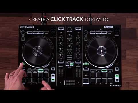 Roland DJ-202: Inst Rec