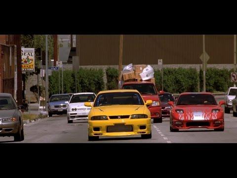 Fast U0026 Furious (2001)   Toyota Supra Build Scene |