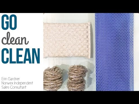 Which Norwex Cloth For Washing Dishes?