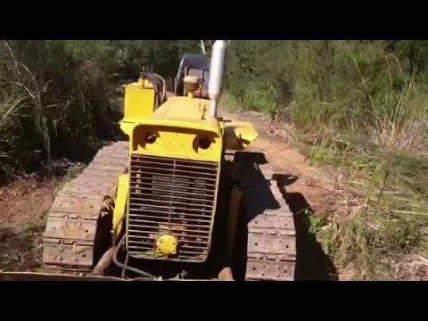 Massey Ferguson 200 Bulldozer