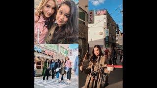 Download NYOBAIN STREET FOOD KOREA - Chintya Gabriella VLOG #2 Video