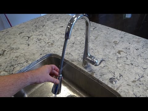 Kitchen Faucet Hose Replacement - Moen Pulldown Spray Hose
