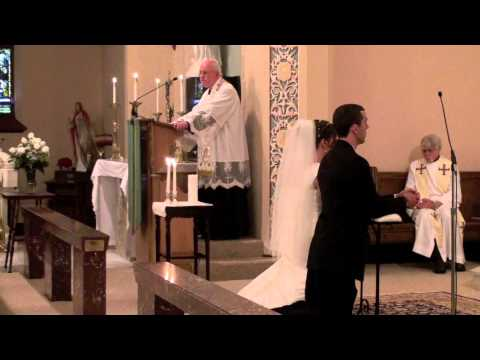 Wedding Homily by Rev. Edmund Castronovo
