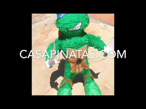 Ninja Turtle PINATA Birthday pinata