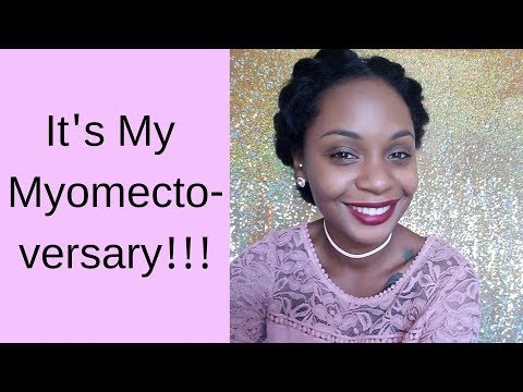 Storytime: I had my fibroids removed