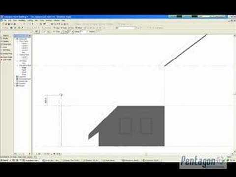 Curved Roofs in Revit Architecture