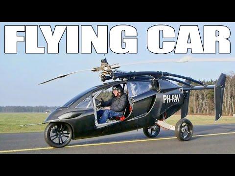 ‧ 上路塞車,那就翱翔吧!全球首款飛行摩托開售
