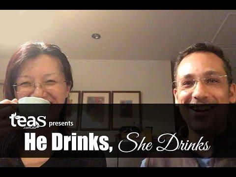 Soursop (Thorny Mango) Black Tea - he drinks she drinks 2