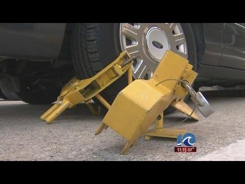 Elizabeth City cracking down on unpaid parking ticket offenders