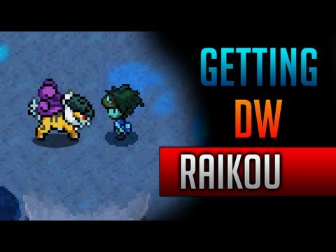 How & Where to catch/get - Raikou w/ Volt Absorb in Pokemon Black 2 & Pokemon White 2