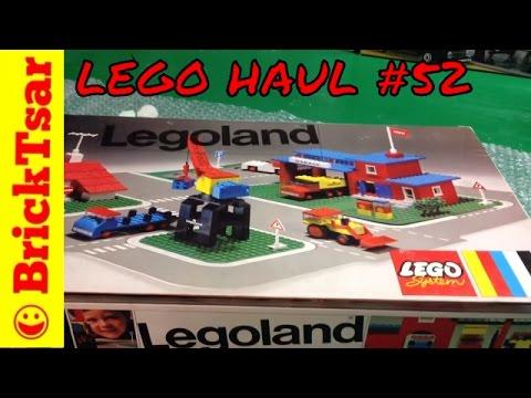 LEGO HAUL 52 More Vintage Sets From eBay