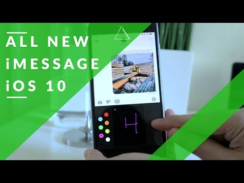 iOS 10: All new 25 iMessage Features