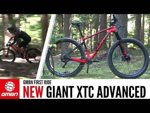 NEW Giant XtC Advanced | GMBN's First Ride