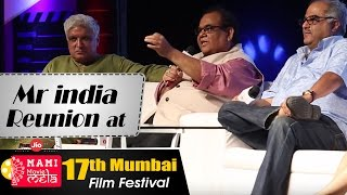 Mr India Reunion at Jio MAMI Movie Mela