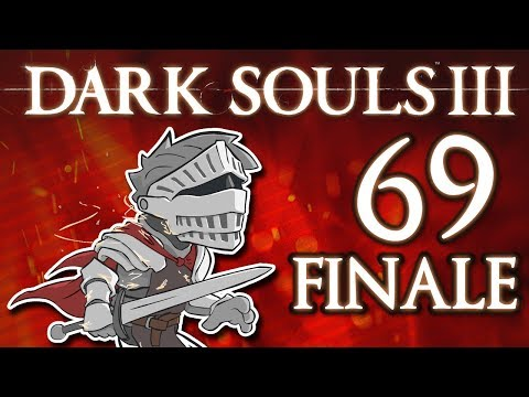 Dark Souls III - FINALE - Slave Knight Gael - Side Quest