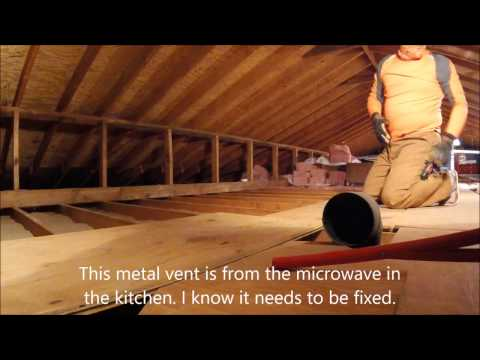 November 2016 - How To Remove Loose Insulation From Your Attic