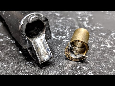 CZ Shadow 2 Blew Up!!! Double Charge? Weak Brass?