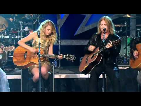 Two Steps Behind (Live) - Def Leppard & Taylor Swift