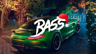 CHRISTMAS EDM PARTY MIX 2020 🎄 Best Remixes of Popular Songs & Car Music, Bass Boosted