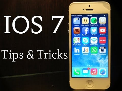 IOS 7.0.4 TIP #25 HOW TO DELETE INDIVIDUAL OR ENTIRE CALL HISTORY (IPHONE 5S)
