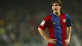 The Young Lionel Messi ● Dribbling Skills ● 2005-2009