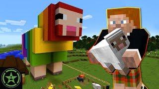 ROYGBaa the Rainbow Sheep - Minecraft (#320)   Let