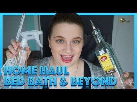 Home Haul: Bed Bath & Beyond