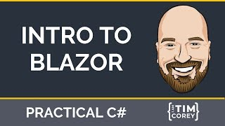 Intro to Blazor (Preview 7) - Replace JavaScript with client-side C#