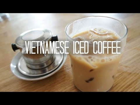 How to Make Vietnamese Iced Coffee - easy recipe