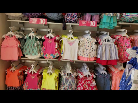 New Cute Must Have Baby Clothes At Carter's