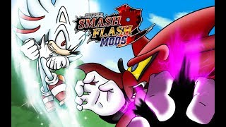 SSF2 MODPACK SUPER NAZO VS SUPER SHADOW AND SUPER SONIC