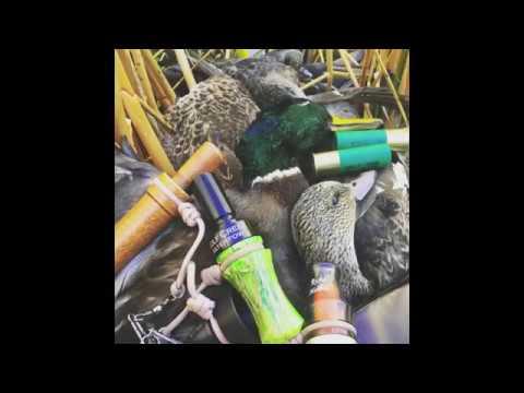 Wolf Creek Waterfowl custom duck calls