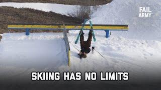 Nordic Nosedive:  Skiing Fails