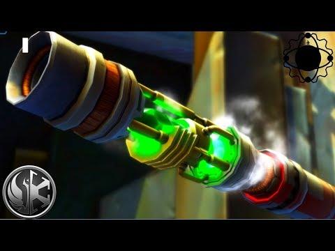 Jedi Sentinel: Lightsaber Building   SWTOR