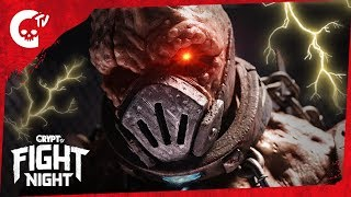 Download FIGHT NIGHT   ″Man vs Monster″   Crypt TV Monster Universe   Short Film Video