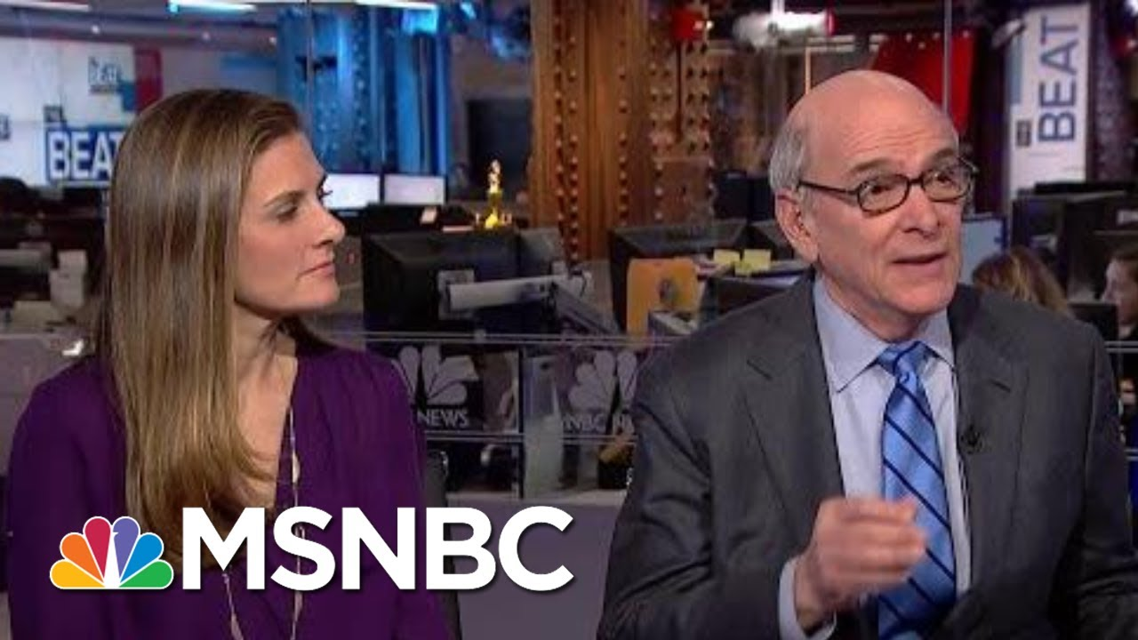 US Atty: I Considered Taping Trump, DOJ Was Right To Consider It   The Beat With Ari Melber   MSNBC